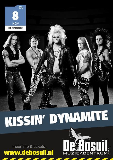 kissin-dynamite