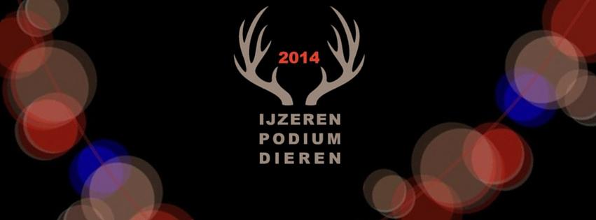 IJzeren podiumdieren logo