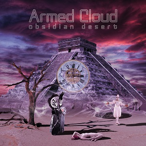 Armed Cloud -Obsidian Desert