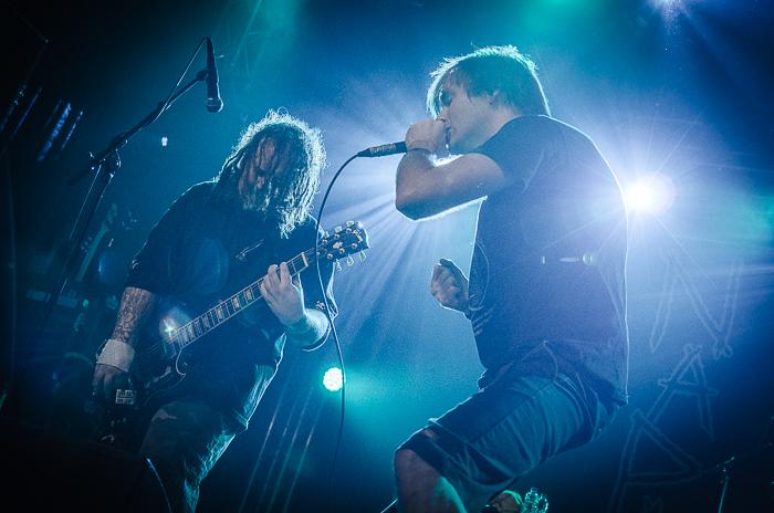 (2015-11-21) Speedfest-11 Napalm Death