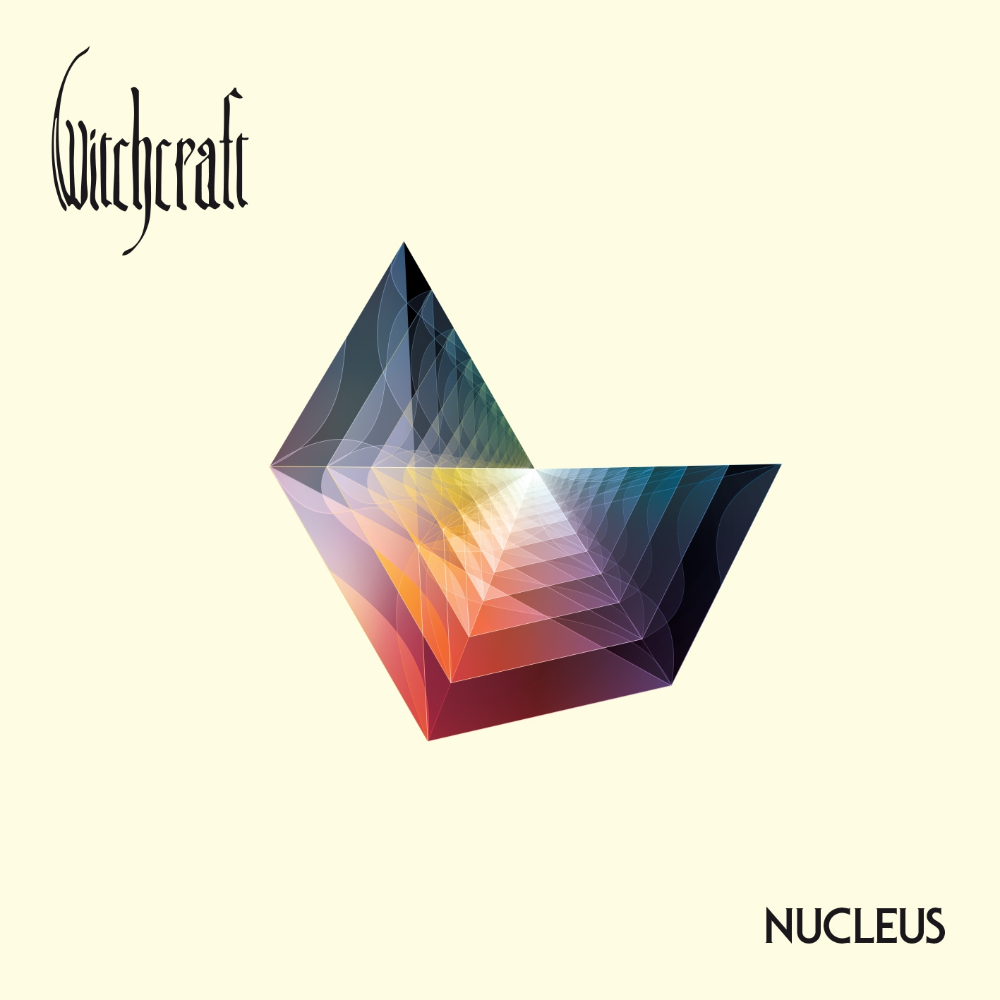 Witchcraft - Nucleus - Artwork