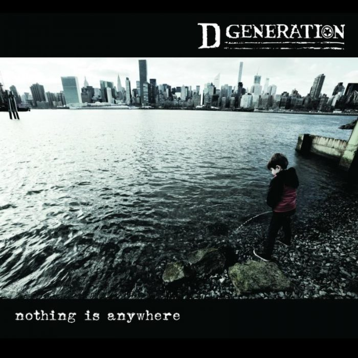 D Generation - Nothing Is Anywhere - Artwork (1)
