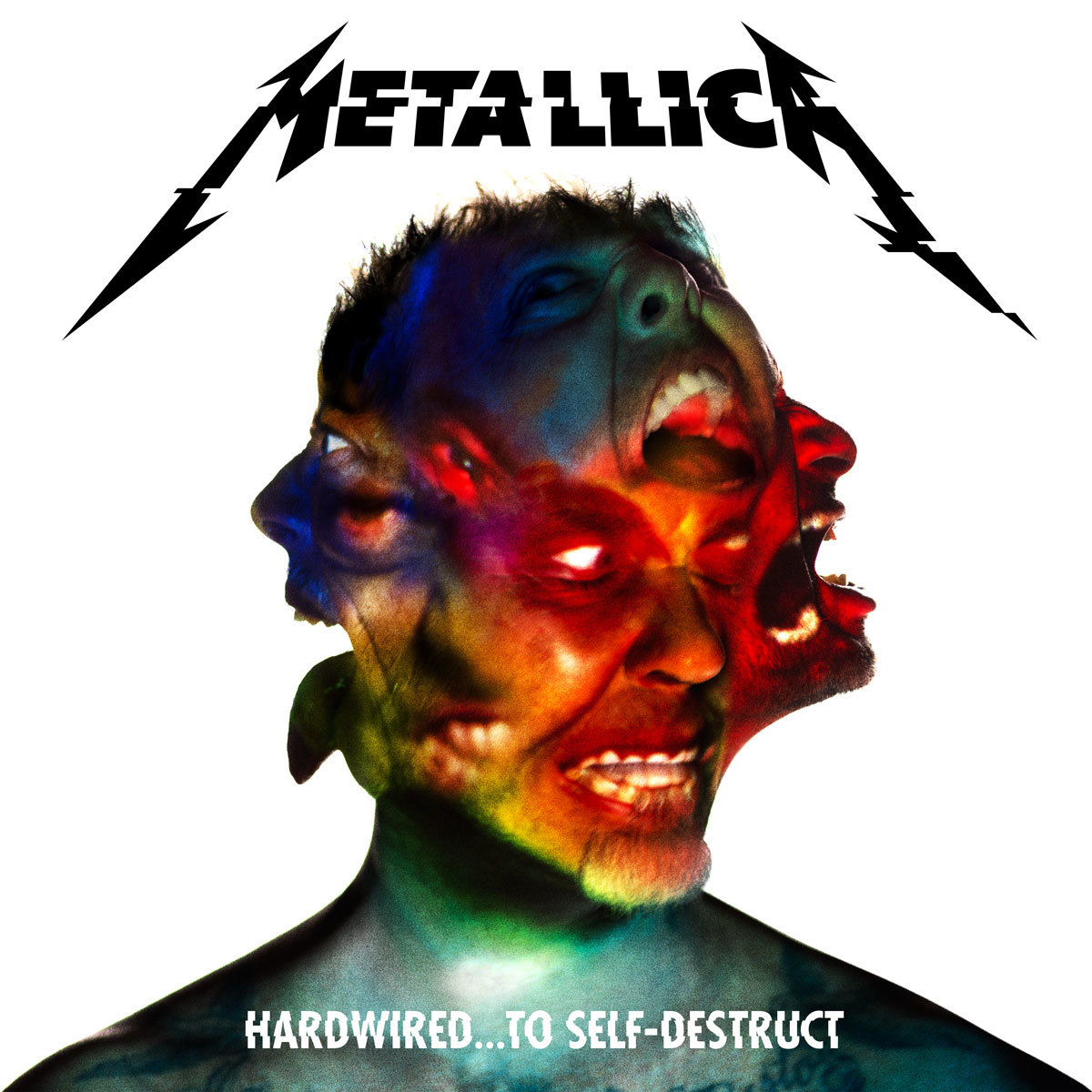 Metallica  Hardwired to selfdestruct