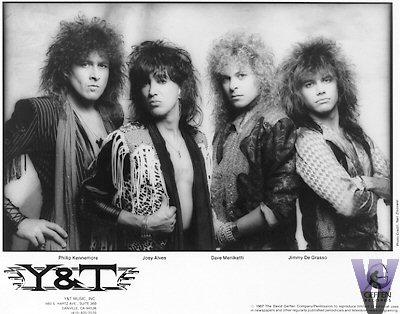 Y&T 1989