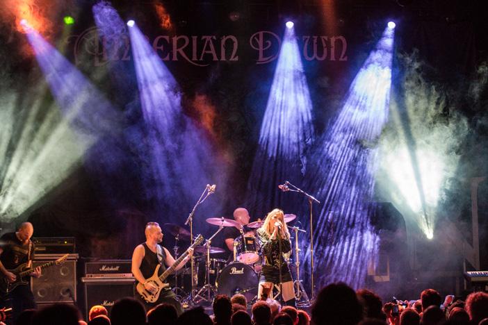 legends of rock effenaar