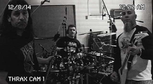 Anthrax_Recording