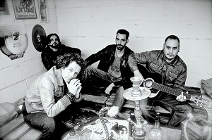 Red Vultures band