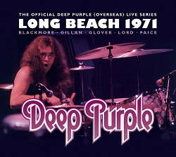 Deep Purple - Long Beach 1971
