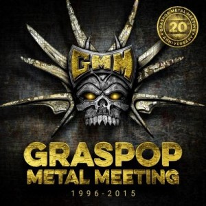 Graspop Metal Meeting (1996-2015) (4CD)