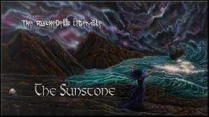 The sunstone achterkant