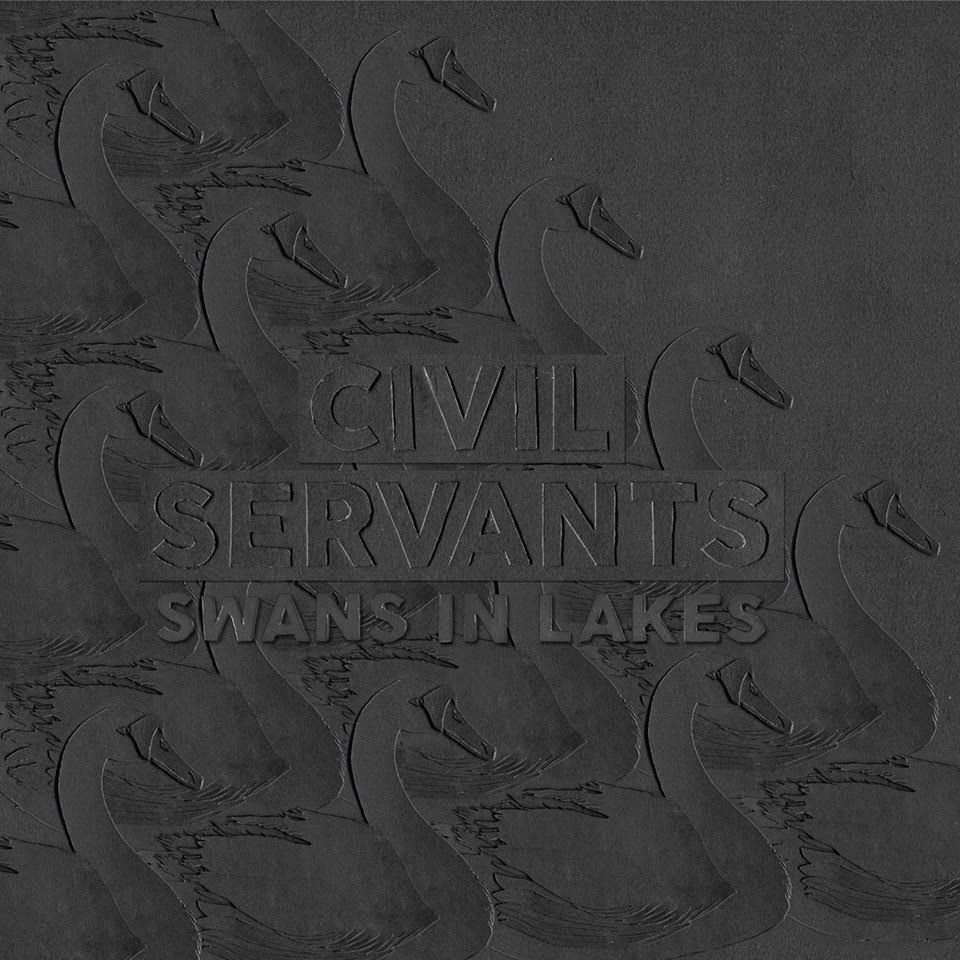 Civil Servants Swans in lakes