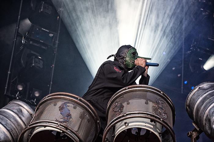 Slipknot, Foto (c) Dirk van den Heuvel