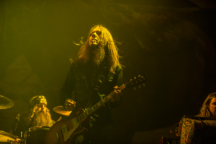 Blackberry Smoke, Foto (c) Dirk van den Heuvel