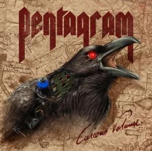 Pentagram Curious Volume