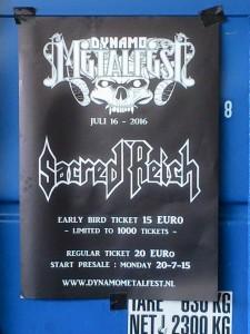 Foto (c) Facebook Dynamo Metal Fest