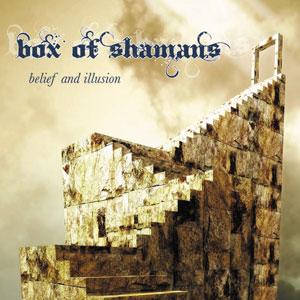 box of shamas