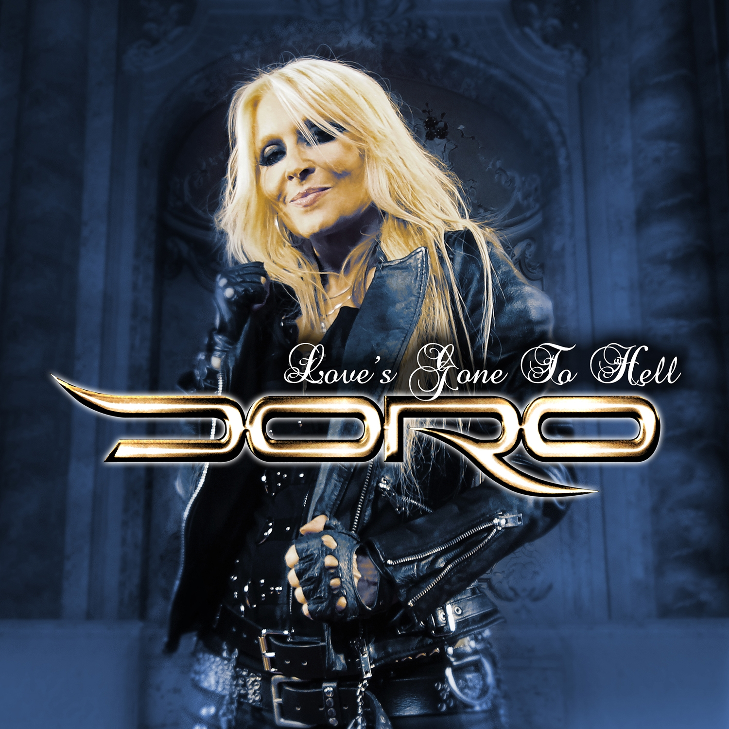 Doro - Love's Gone To Hell - Artwork