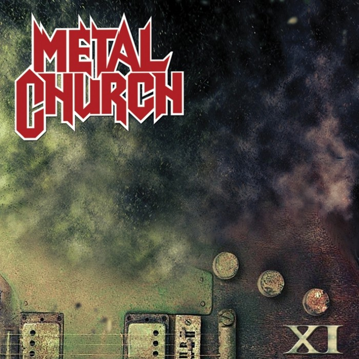Metal Church - XI - Artwork