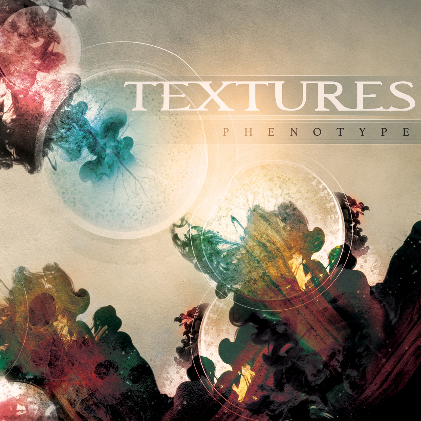Textures - Phenotype - Artwork
