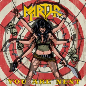 Cover MARTYR_You Are Next