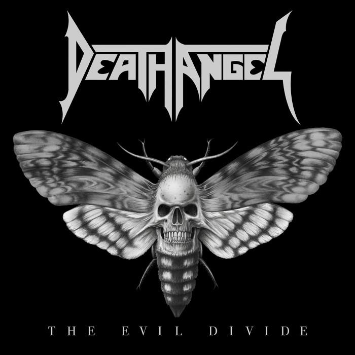 Death Angel - The Evil Divide - Artwork