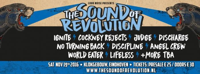 sound of revolution