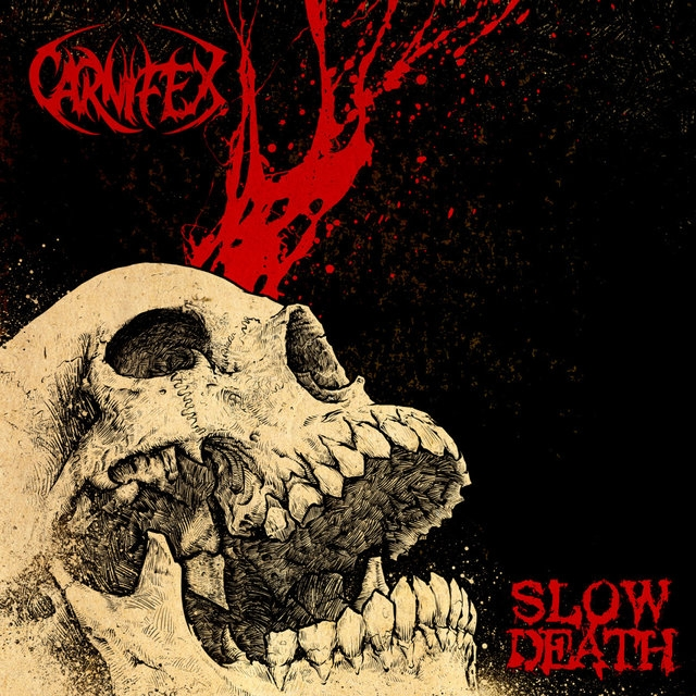 Carnifex - Slow Death - Artwork