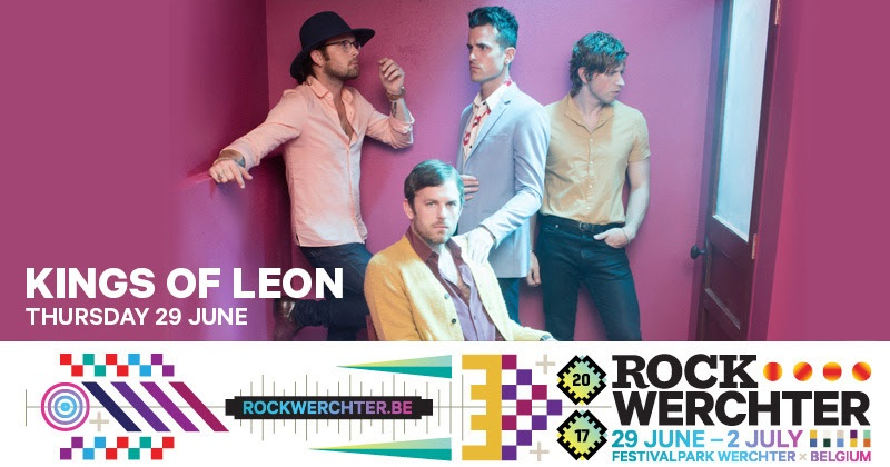 Kings of Leon Rock Werchter