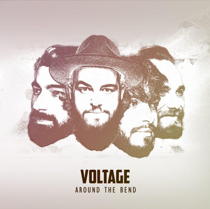 Voltage-Around the Bend album cover