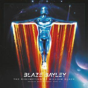 BLAZE BAYLEY – THE REDEMPTION OF WILLIAM BLACK