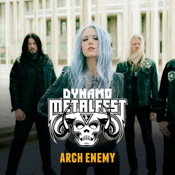 Arch Enemy Dynamo Metalfest