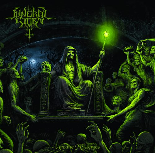 Funeral Storm - Arcane Mysteries