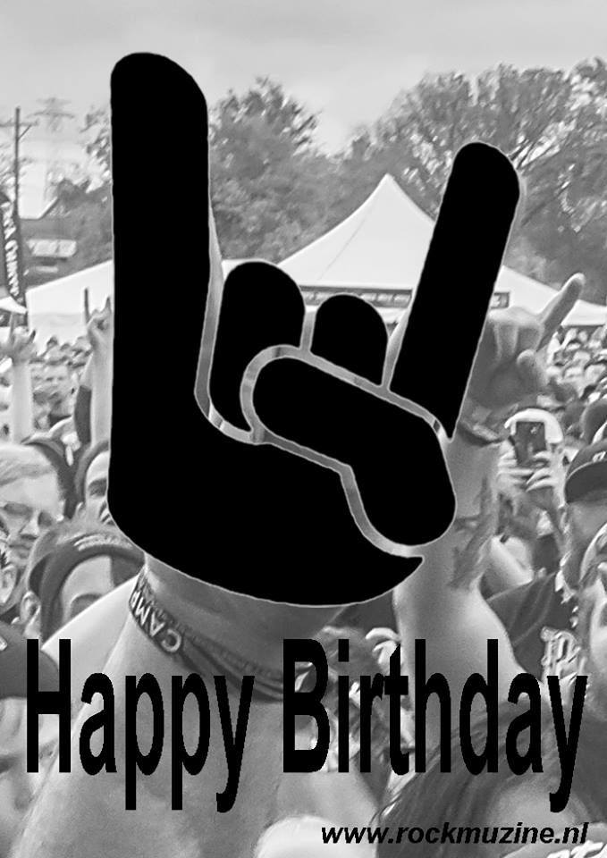 Happy Birthday Rock RMZ BD
